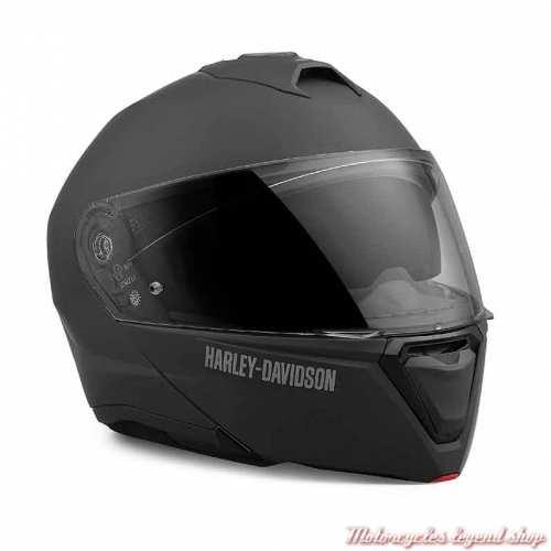 Casque modulable Capstone II Harley-Davidson, noir mat, 98159-21VX