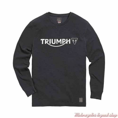 Tee-shirt Bettman Jet Black homme Triumph