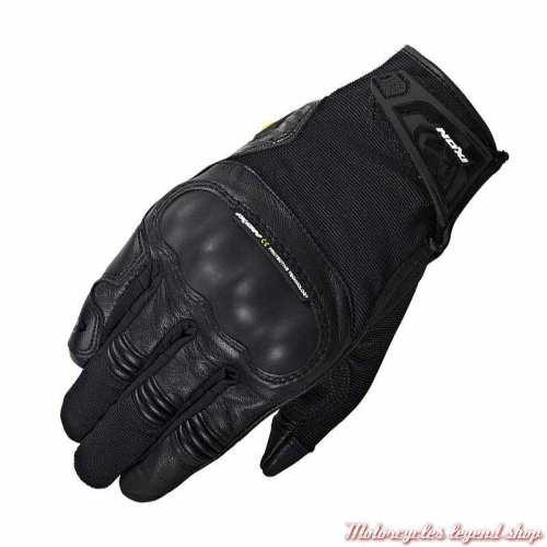 Gants RS Grip 2 noir Ixon, cuir, textile