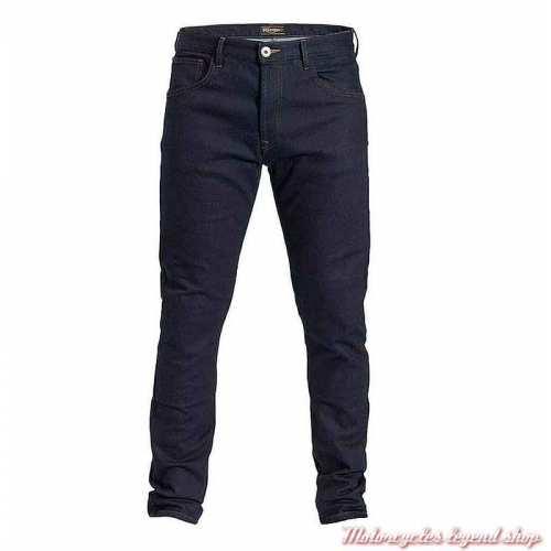 Jeans Rokker Triumph homme slim, bleu indigo, denim Armalith, MDJS20200