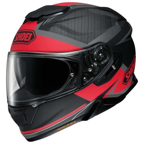 Casque intégral GT-Air 2 Affair TC-1 Shoei, noir, rouge