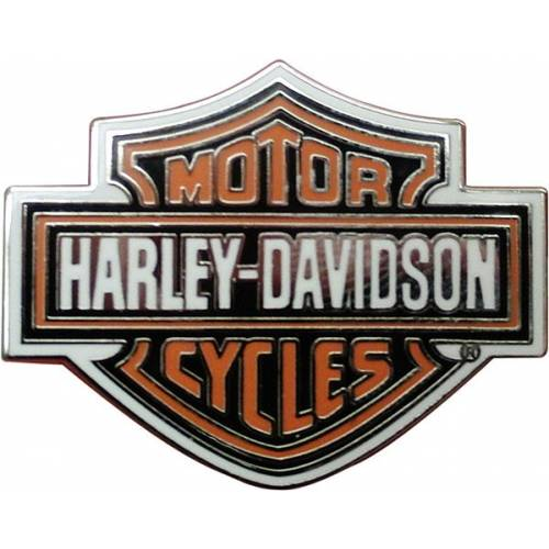 Pin's Bar & Shield Harley-Davidson