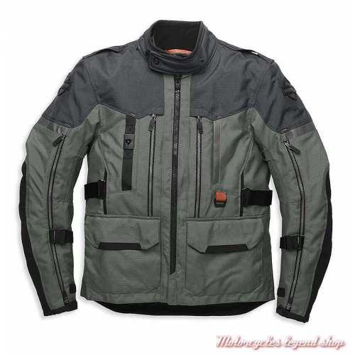 Blouson textile Grit Aventure homme Harley-Davidson