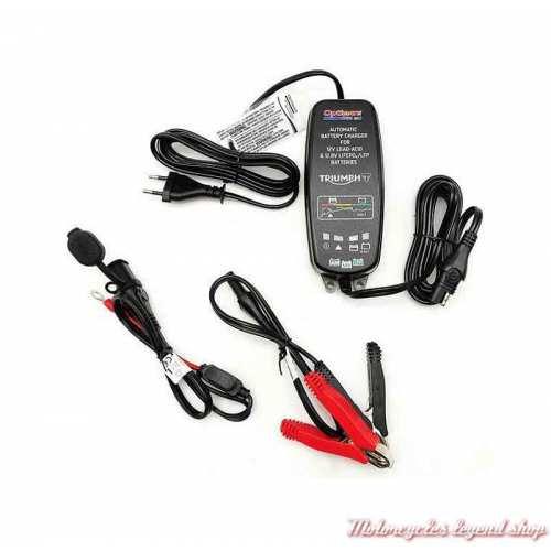 Chargeur entreteneur de batterie Optimate 2A Lithium pour 12v, A9938825