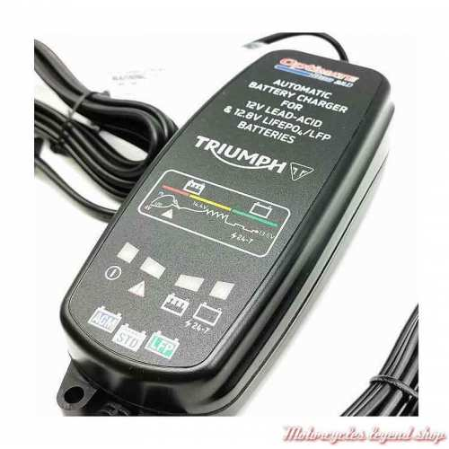 Chargeur entreteneur de batterie Optimate 2A Lithium pour 12v, A9938825-2
