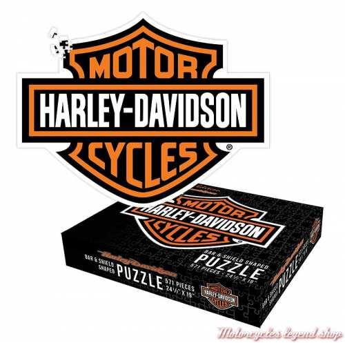Puzzle Bar & Shield Harley-Davidson 571 pièces, 6066