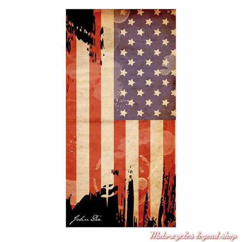 Tube Washington John Doe, drapeau américain, microfibre, 988080