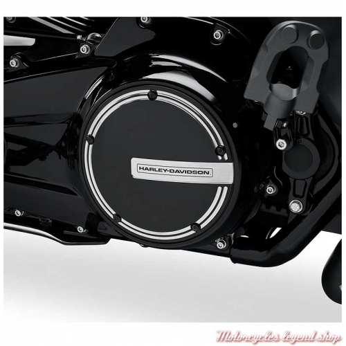 Trappe d'embrayage Empire Black Machine Harley-Davidson, visuel, 25701173