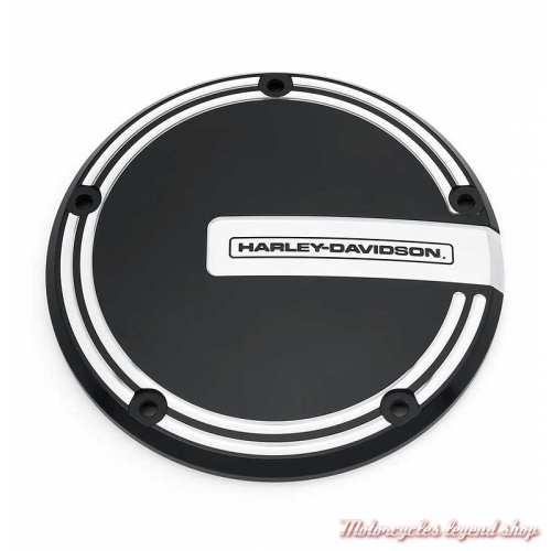 Trappe d'embrayage Empire Black Machine Harley-Davidson, 25701179