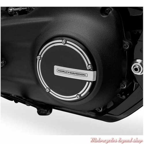 Trappe d'embrayage Empire Black Machine Harley-Davidson, visuel, 25701179