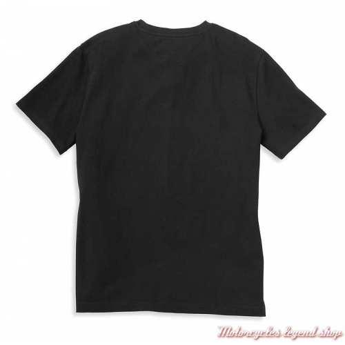Tee-shirt Your Still The 1 Harley-Davidson homme, noir, manches courtes, coton, dos, 96260-22VM