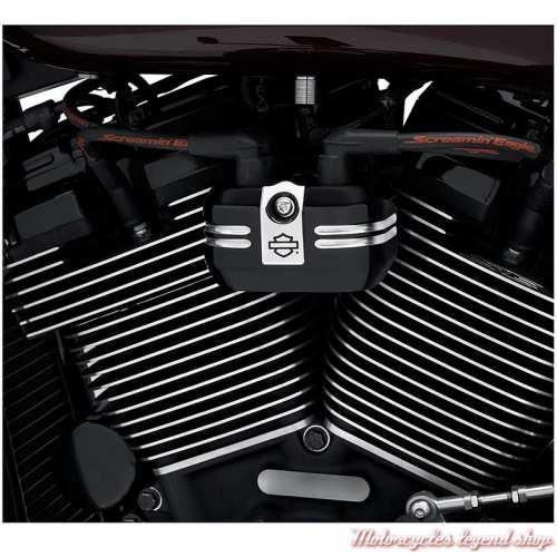 Cache bobine Empire Black Machine Harley-Davidson, visuel, 57300289