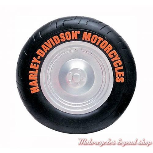 Jouet pneu pour chien, plastique souple, Harley-Davidson H8200HV01DOG