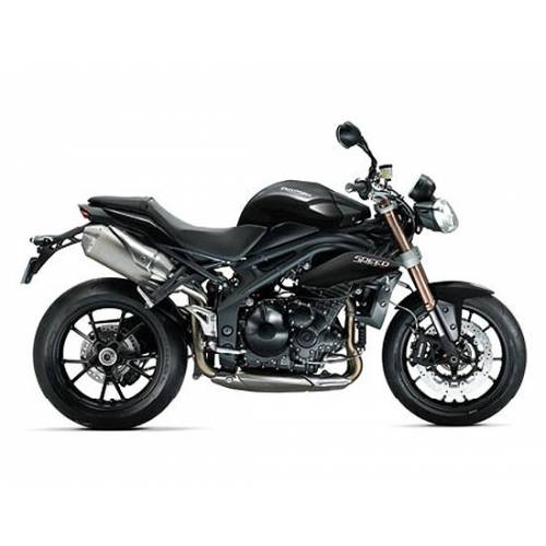 Miniature Triumph Speed Triple