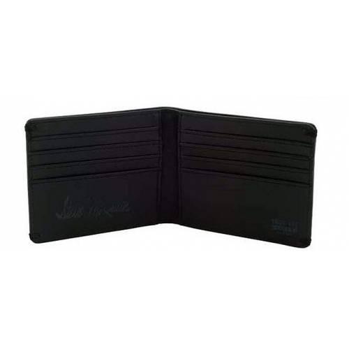 Portefeuille McQueen Americana, 2 volets, cuir noir, Troy Lee Designs 3063