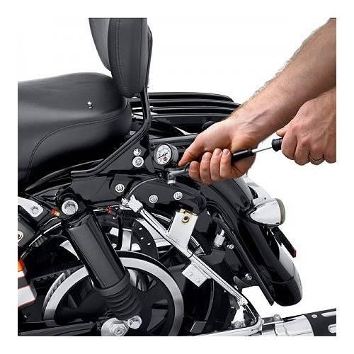 Pompe à air, à main, pour suspension Touring Harley Davidson 54630-03A