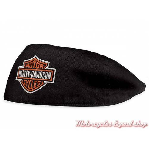 Casquette Ivy textile Bar & Shield Harley-Davidson homme