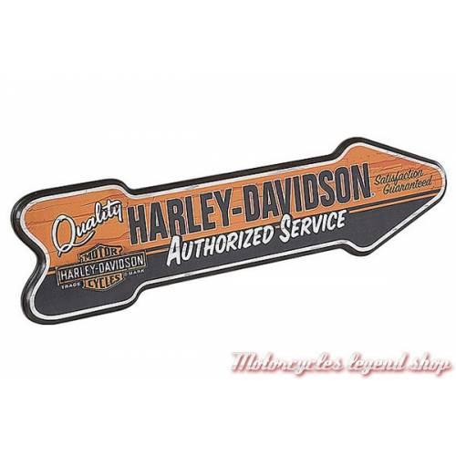 Plaque Authorized Service Harley-Davidson