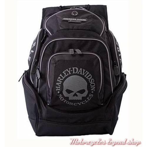 Sac à dos Skull black/grey Harley-Davidson