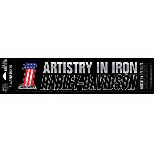 Sticker Artistry in Iron