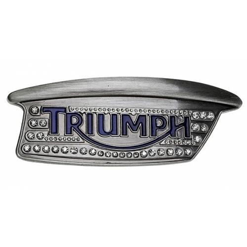 Boucle Réservoir strass femme, zinc strass, Triumph MBUA13241