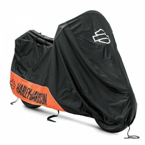 Housse de moto pour stockage intérieur/extérieur