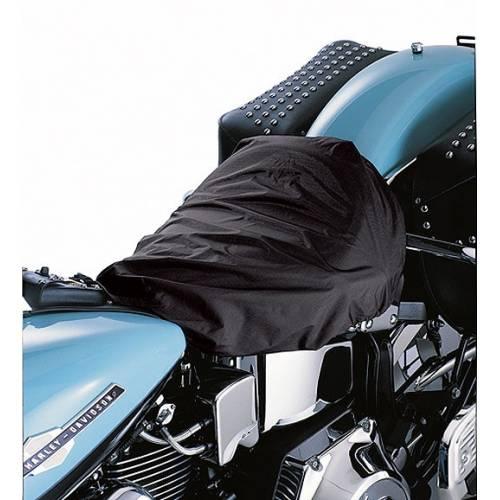 Housse de selle imperméable, nylon, noir, Harley-Davidson 51638-97