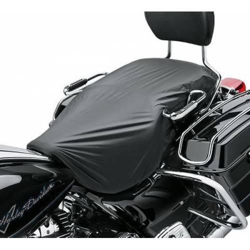 Housse de selle Touring imperméable, nylon, noir, Harley-Davidson 51639-97