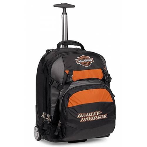 Sac à dos à roulette H-D, polyester, Harley-Davidson 99411