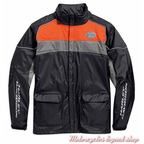 Ensemble de pluie High Tail Harley-Davidson