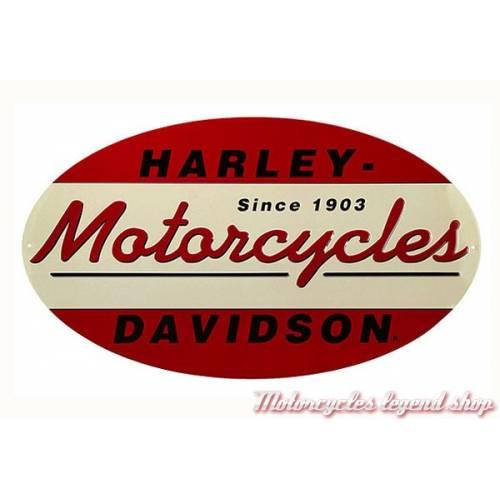 Plaque métal 1903 Harley-Davidson