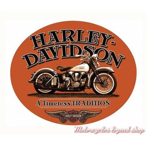Plaque métal Timeless Harley-Davidson
