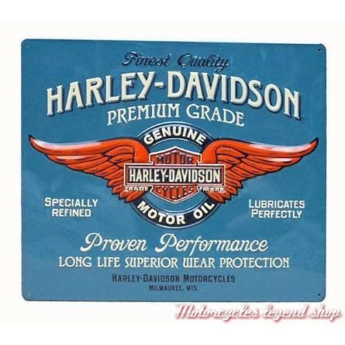 Plaque métal Genuine Duty Harley-Davidson