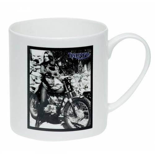 Mug Anne Margret, blanc, 25 cl, Triumph MMUA14299