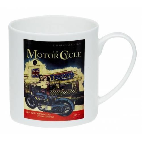 Mug Factory, céramique, 25 cl, rétro, Triumph MMUA14230