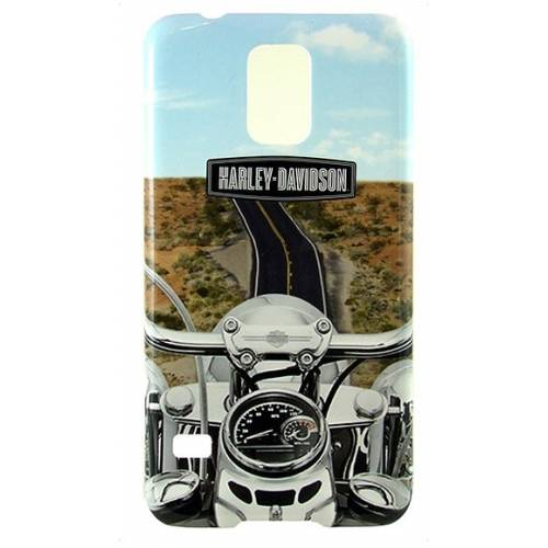 Coque Galaxy S5 Photo Real Harley, Harley-Davidson 6926
