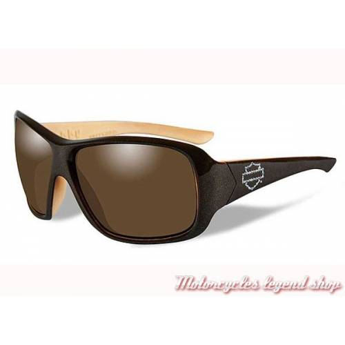 Lunettes solaires Abby Harley-Davidson femme