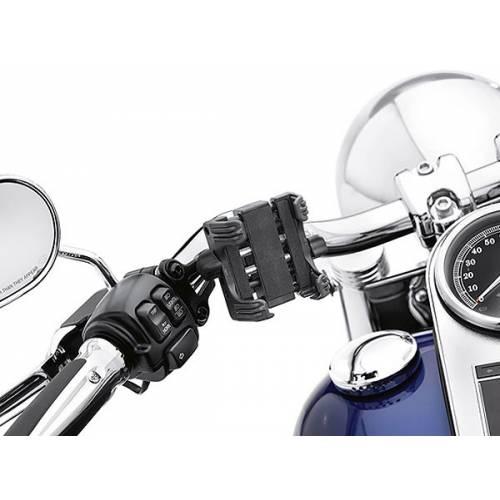 Support universel porte telephone de guidon Harley-Davidson