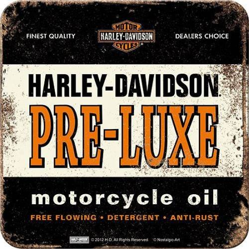 Dessous de verre Pre-Luxe Harley-Davidson