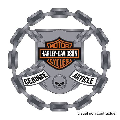 Pin's Genuine Article Harley-Davidson