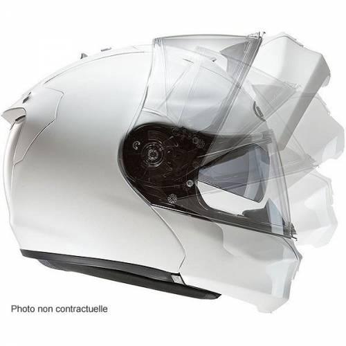 Casque modulable RPHA MAX Evo noir metal, fibre de carbone, HJC