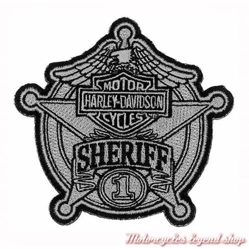 Patch Sheriff Original Harley-Davidson