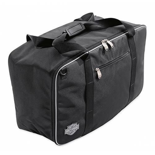 Bagage de Tour-Pak Premium, nylon balistique noir, zippé, Harley-Davidson 93300072