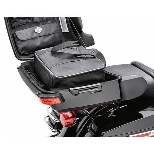 Bagages de Tour-Pak Premium, nylon balistique noir, zippé, Harley-Davidson 93300072