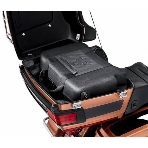 Bagage de Tour-Pak rigide, noir, zippé, Harley-Davidson 53603-08
