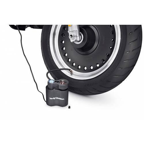 Compresseur à air compact avec éclairage, 12 V, Harley-Davidson 12700020