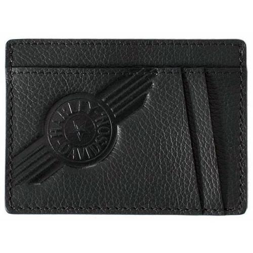 Porte cartes cuir Harley-Davidson