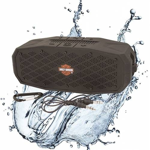 Enceinte Bluetooth waterproof robuste Harley-Davidson