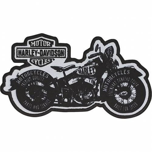 Patch Panhead Power, moto vintage, Harley-Davidson EM131883