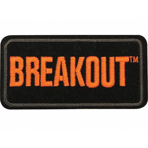 Patch Breakout Harley-Davidson